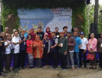 Bupati Semarang Buka Festival Rawapening dan Desa Wisata